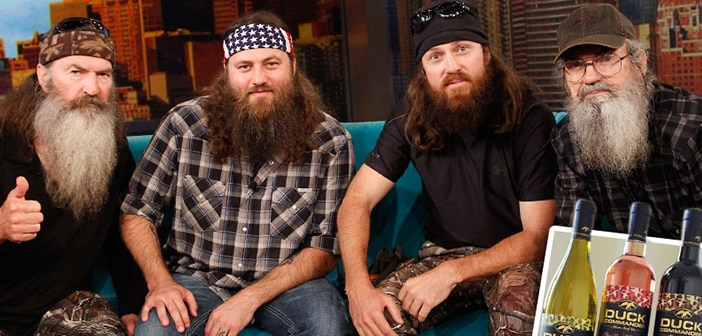 'Duck Dynasty' Leaving Tevision After Five Year Run