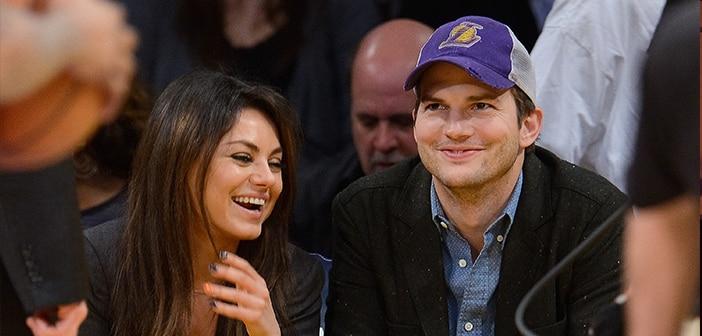 Hollywood Couple Mila Kunis, Ashton Kutcher Give Birth To Baby Boy!