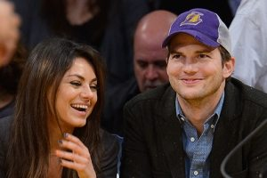 Hollywood Couple Mila Kunis, Ashton Kutcher Give Birth To Baby Boy!