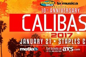 """Nicky Jam - The Top Latin Music Artist On """"Youtube Top Music Videos Of 2016"""" Headlines The Special 10th Anniversary Edition Of Calibash 2"""