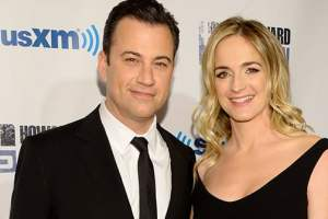 Jimmy Kimmel's Wife Molly McNearney Is Pregnant With Second Child
