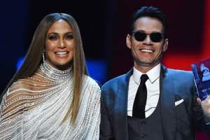 Jennifer Lopez Doesn't Want Anyone Reading Too Much Into Her Kiss With Ex-Hubby Marc anthony