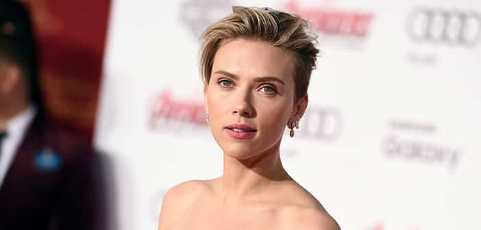 Scarlett Johansson Hollywood's Top-Grossing Movie Star For 2016