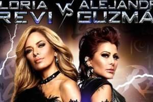 Today Starts The Presale Vip Of The Expected Concert Of Gloria Trevi Vs Alejandra Guzman 2