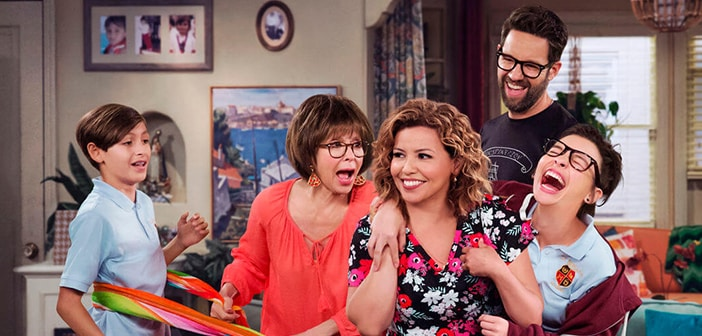 ONE DAY AT A TIME (Netflix)  -  Theme Song feat. Gloria Estefan