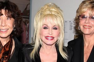 The '9 To 5' Ladies dolly Parton and Jane Fonda To Grant Lily Tomlin With SAG Life Achievement Award
