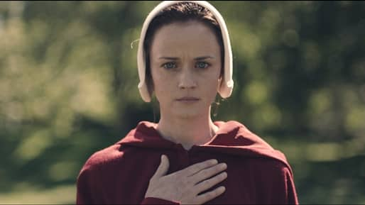 Hulu's THE HANDMAID'S TALE - Starring Alexis Bledel 1