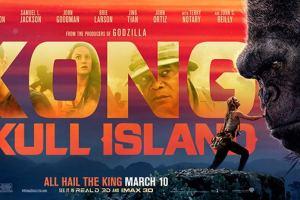 KONG: SKULL ISLAND - 4 Brand New TV Spots! 1