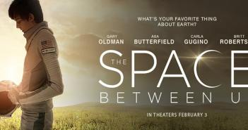 THE SPACE BETWEEN US – Advance Screening Giveaway