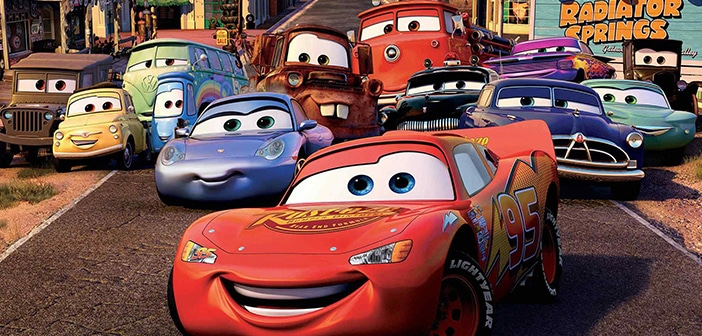 CARS 3 - New Extended Look Now Available!