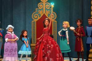 CLOSED--ELENA AND THE SECRET OF AVALOR - DVD Set Giveaways 2