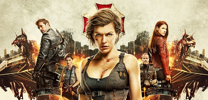 """RESIDENT EVIL: THE FINAL CHAPTER"" - Coming To Theaters In 3 Weeks 1"