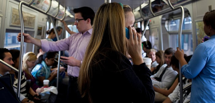 NYC Subway Stations Will Be Installed To Allow Wifi And Cell Service Before February Comes Around