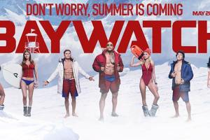 BAYWATCH - THE BIG GAME SPOT