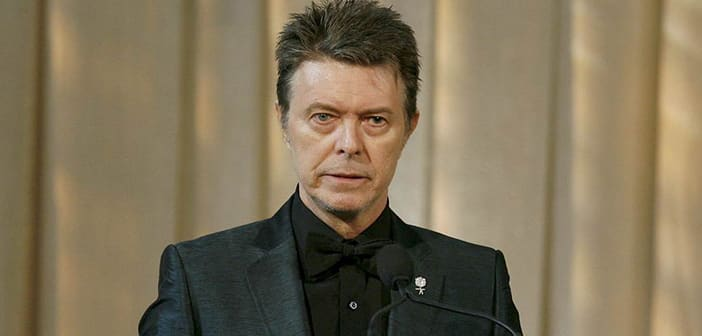 David Bowie's 'BlackStar' Album Awards The Late Artists 5 Grammy At The 59th Grammy Awards