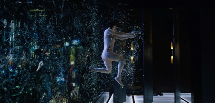 GHOST IN THE SHELL - Watch The Big Game Spot! 2