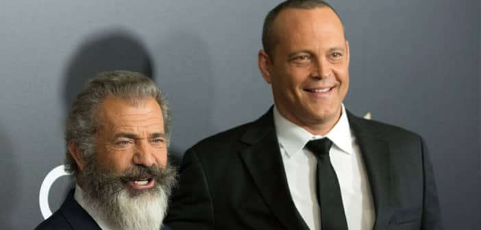 Mel Gibson &, Vince Vaughn To Star In Movie  Highlighting Police Brutality