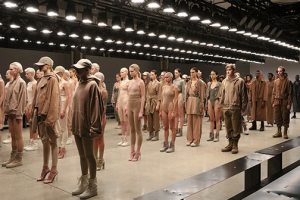 Kanye West Ready To Show Off  Yeezy Season 5 During New York Fashion Week