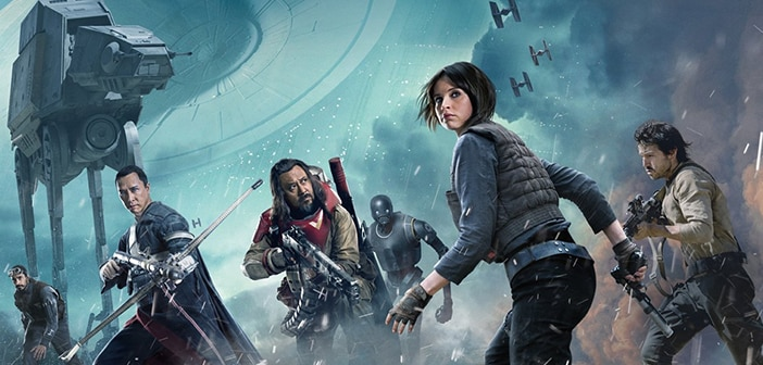ROGUE ONE: A STAR WARS STORY - Digital Pass Giveaway