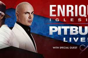 Enrique Iglesias And Pitbull Live! Sharing The Stage For Co-Headlining Summer Tour 2