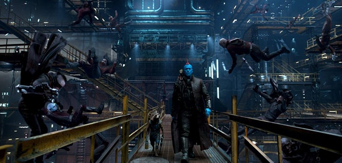 """Marvel Studios' """"Guardians of the Galaxy Vol. 2"""" New Trailer and Poster 2"""