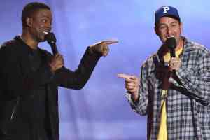 Adam Sandler and Chris Rock for new Netflix comedy