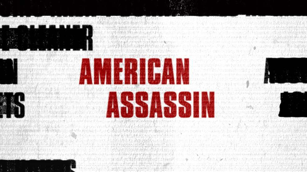 Based on the American Assassin novel by Vince Flynn