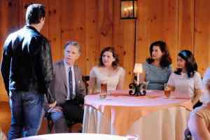 First Look pics from scenes in the upcoming Dirty Dancing movie