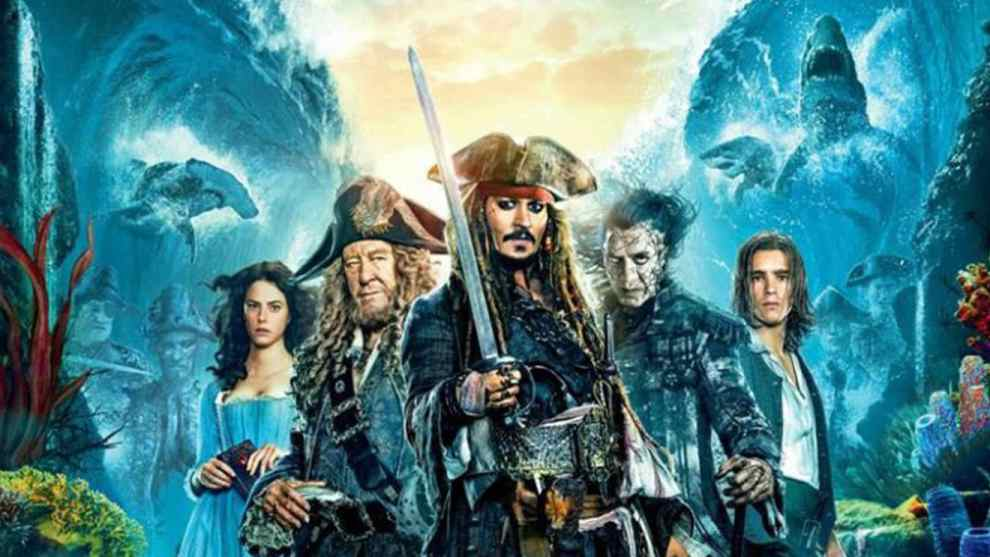 Orlando Bloom's Will Turner Reemerges In The New 'Pirates Of The Caribbean 5' Spot
