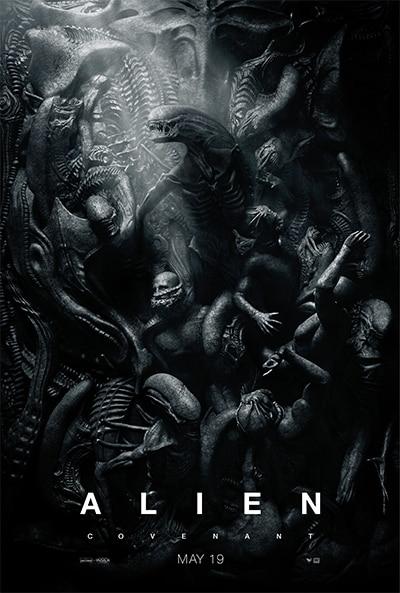 Alien: Covenant - One Sheet