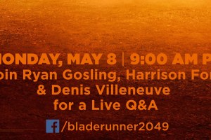 Blade Runner Movie Live Q&A Event