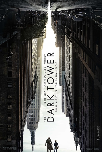 Dark Tower - one sheet poster