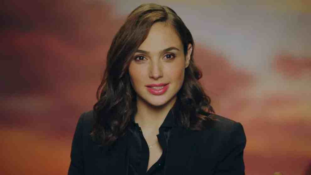 Gal Gadot Mother's Day Greeting