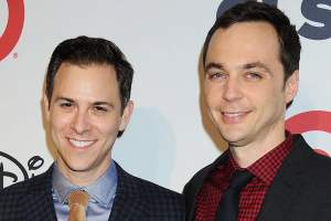 Jim Parsons and Todd Spiewak married