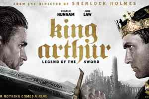 KING ARTHUR_LEGEND OF THE SWORD main cover