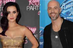 Katy Perry and Chris Daughtry-American Idol