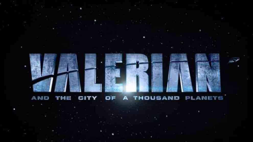 VALERIAN AND THE CITY OF A THOUSAND PLANETS - Character Posters