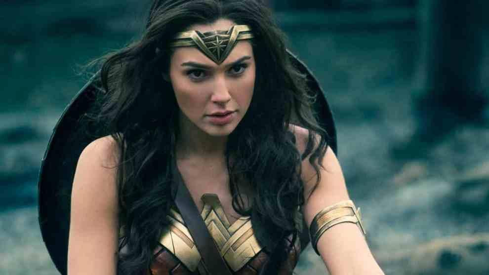 Wonder Woman - image still