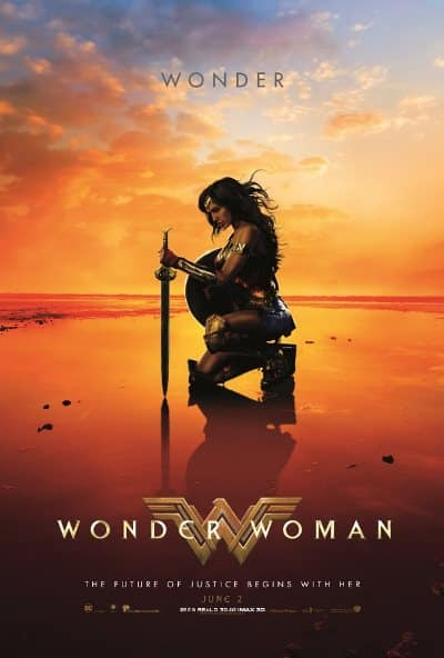 Wonder Woman feature poster