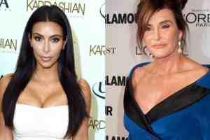 caitlyn jenner and kim kardashian