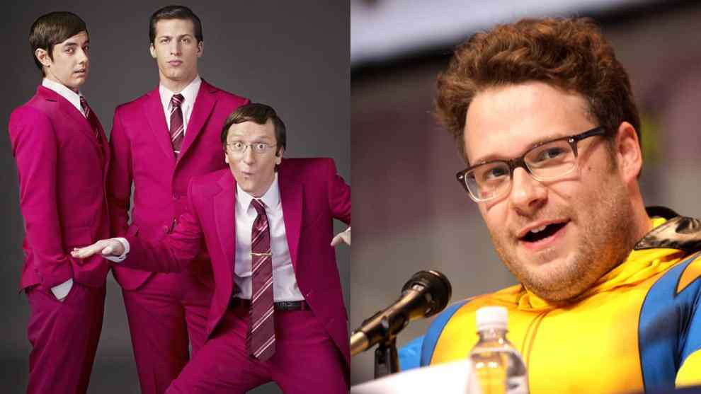 Seth Rogen And The Lonely Island