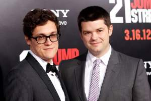 Directors Phil Lord And Chris Miller