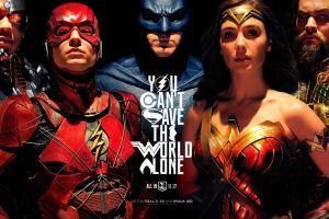 Justice League - SDCC reveal