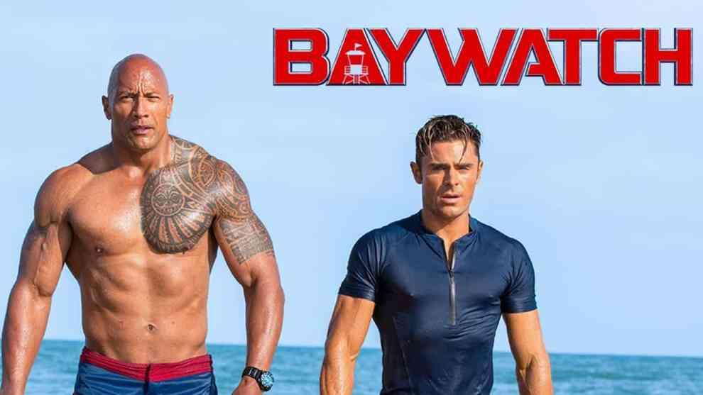 the baywatch movie