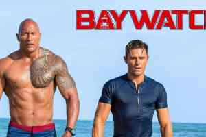 the baywatch movie