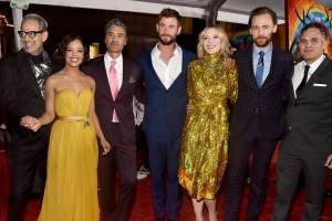 """THOR RAGNAROK"" WORLD PREMIERE PHOTOS"