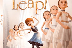 Leap! coming to dvd