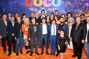 Coco premiere - feature