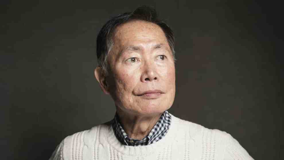 George Takei sexual harassment allegation