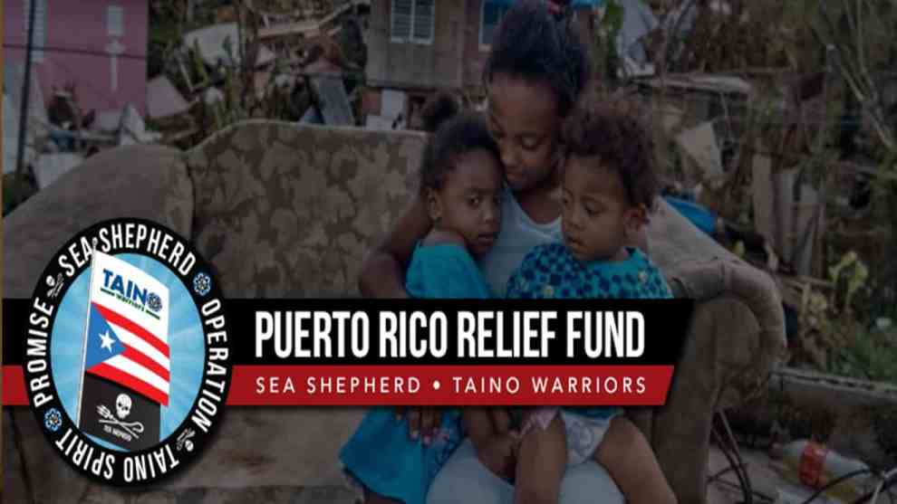 Operation Taino Spirit Promise campaign